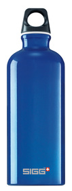 Butelka SIGG Traveller Dark Blue 0.6L 7523.30