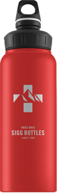 Butelka SIGG WMB Mountain Red Touch 1.0L 8744.90