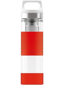 Termos szklany SIGG WMB Red 0.4L 8555.90
