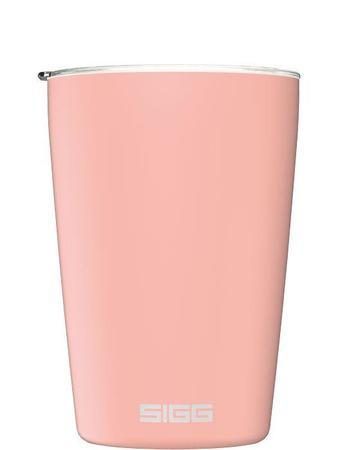 Kubek ceramiczny SIGG NESO Creme Pink 0.3L 8973.00 (1)
