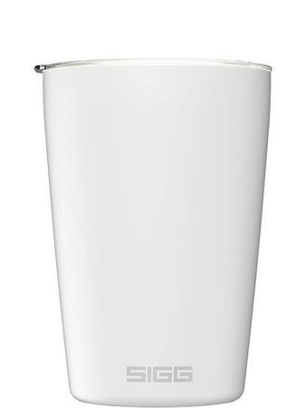 Kubek ceramiczny SIGG NESO Creme White 0.3L 8973.10 (1)