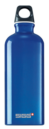 Butelka SIGG Traveller Dark Blue 0.6L 7523.30 (1)
