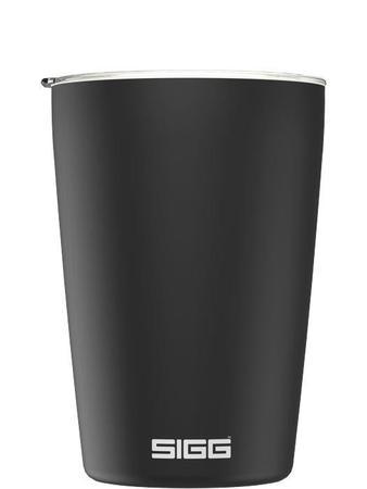 Kubek ceramiczny SIGG NESO Creme Black 0.3L 8973.20 (1)